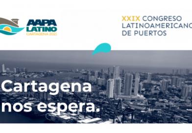 XXIX Congreso Latinoamericano de Puertos – Cartagena, Colombia 2021