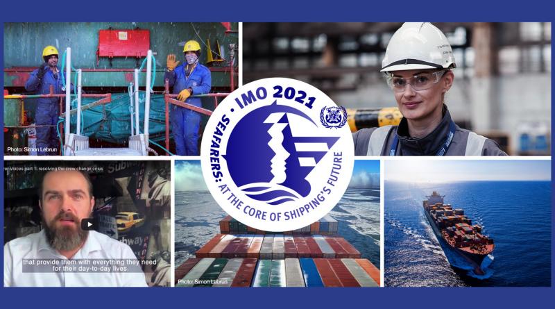 La OMI lanza un año de acción para la gente de mar.
