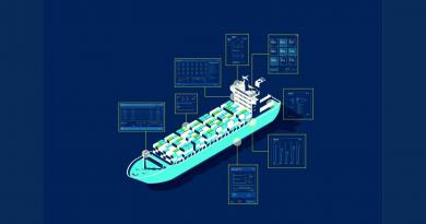 El proveedor de comunicaciones por satélite Inmarsat y la empresa de soluciones de software OneOcean quieren revolucionar la digitalización de los sistemas de navegación. Crédito: Inmarsat.