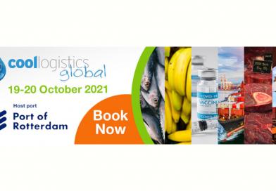 19 y 20 de octubre: Cool Logistics Global, la cadena de suministro en el centro del debate