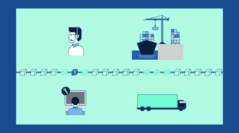 Plataforma de documentación de comercio digital basada en blockchain arriba a China