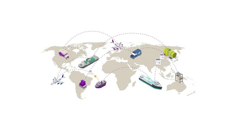 Singapur lanza infraestructura de datos común para conectar los ecosistemas de la cadena de suministro