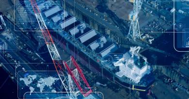 El elevado coste de inversión de la adaptación de las nuevas infraestructuras de automatización puede suponer una barrera para determinados puertos. (PierNext/GettyImage