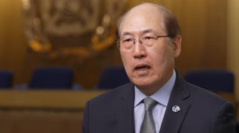 Secretario general de la OMI destaca el compromiso del sector marítimo en la acción contra el cambio climático